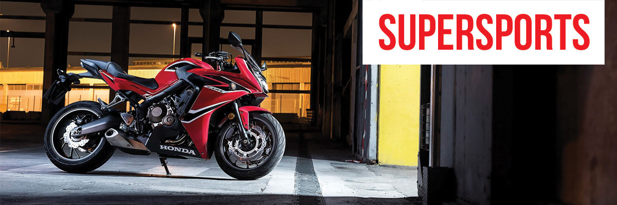 Super Sports Motorcycles